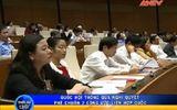 Quốc hội chính thức phê chuẩn Công ước chống tra tấn