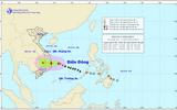 Tin tức mới nhất về bão số 4 trên biển Đông: Bão gần Bình Định