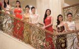 Hoa hậu Việt Nam 2014: 38 thí sinh diện váy dạ hội gợi cảm