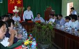 Ban Kinh tế Trung ương khảo sát mô hình hợp tác xã tại Bình Định