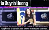 Video: Hồ Quỳnh Hương giành giải thưởng âm nhạc MAMA 2014