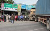 Lái xe container gây tai nạn kinh hoàng trên Quốc lộ 5 ra tự thú