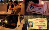 """Gây tai nạn, lái xe rút thẻ chuyên viên Bộ Nội vụ ra """"dọa"""" CSGT"""