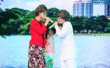 Cặp đôi hoàn hảo: Hóa bà già, Jennifer Phạm giành điểm tuyệt đối