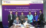 TPBank tài trợ 10 triệu usd cho Flexcom Vina