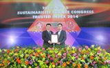 Top Ten Travel vinh dự đón nhận giải thưởng Trusted Brand 2014