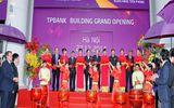 TPBank nhận Bằng khen của Thống đốc và khai trương trụ sở mới