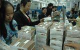 Phát hiện 35 tấn măng bốc mùi hôi thối, có giòi ở Nghệ An