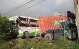 Đêm định mệnh của nạn nhân trên ô tô giường nằm bị container đâm trực diện