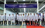 Đoàn đại biểu quốc hội VN thăm nhà máy sữa Angkor của Vinamilk