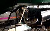 Kinh hoàng hiện trường vụ tai nạn tàu hỏa thảm khốc ở Mỹ