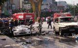 Nổ taxi ở Quảng Ninh: Hành khách nghiện ma túy tự sát bằng mìn tự tạo