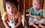 Hai cháu nhỏ bị bỏ lại trước trụ sở Công an TP Hải Phòng