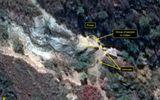 Hình ảnh vệ tinh cho thấy hoạt động tại khu vực Triều Tiên thử hạt nhân