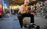 Cụ ông 94 tuổi vẫn chăm tập gym mỗi ngày