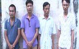 Bắt nhóm đối tượng chuyên cưỡng đoạt tài sản các chủ máy gặt lúa