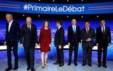 Bầu cử Pháp: Bảy ứng viên cánh hữu tranh luận trên truyền hình