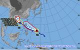 Hai siêu bão cực mạnh đang cùng nhau tiến vào biển Đông