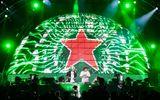 """Dàn sao khủng """"bùng cháy"""" cùng đêm nhạc đỉnh cao - Heineken Green Room"""