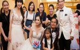 Vợ chồng Lý Hải xúc động trong ngày cưới 60 cặp khuyết tật