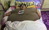 Bi kịch người béo nhất thế giới: 25 năm chưa từng rời nhà