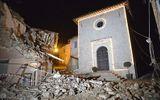 Động đất kép tàn phá miền trung Italy, nhiều người bị thương