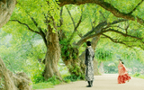 Người tình ánh trăng tập cuối: IU sinh con cho Lee Jun Ki, trở lại thời hiện đại