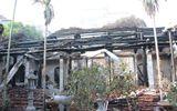 Sở VH&TT Hà Nội chỉ đạo khắc phục hậu quả vụ cháy Nhà tổ chùa Tĩnh Lâu