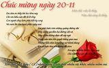 Ngày Nhà giáo Việt Nam 20/11: Những bài thơ hay và ý nghĩa tặng thầy cô giáo