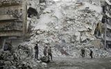 Nga cáo buộc phiến quân ở Aleppo, Syria sử dụng vũ khí hóa học
