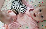 Kỳ lạ hai chị em ruột sinh cách nhau 10 ngày