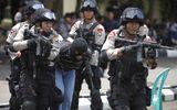 Thêm 5 nghi phạm khủng bố bị lực lượng cảnh sát Indonesia bắt
