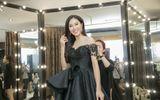 Diệu Ngọc thử trang phục dạ hội dự thi Miss World 2016