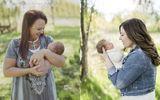 Bà ngoại 48 tuổi sinh cháu trai giúp con gái bị dị tật vô sinh
