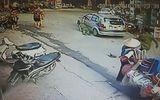 Hà Nội: Tạm giữ hình sự lái xe taxi kéo lê cảnh sát