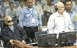 Tòa án Campuchia giữ nguyên án chung thân với hai thủ lĩnh Khmer Đỏ