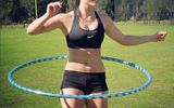 """Cách giảm mỡ bụng bằng lắc vòng đúng cách để có vòng eo """"con kiến"""""""