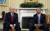Donald Trump rất thích trò chuyện với Tổng thống Obama