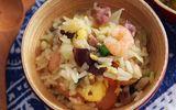 Cách làm cơm chiên Dương Châu ngon và đúng vị nhất