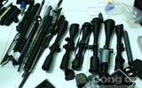 Bình Dương: Lại phát hiện súng đạn, thuốc nổ tại nhà dân
