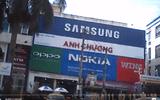 Điện thoại IPhone được xuất hóa đơn Samsung