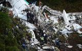 Giới chức Colombia chính thức công bố nguyên nhân vụ rơi máy bay