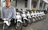 Thủ kho trộm 17 xe máy của công ty, cầm cố lấy nửa tỷ đồng