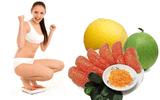 3 cách ăn bưởi giảm mỡ bụng siêu bất ngờ cho bạn