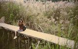 Mùa này đừng bỏ lỡ địa điểm chụp ảnh bãi đá sông hồng