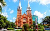 TP. Hồ Chí Minh kiến nghị sửa khẩn cấp mái Nhà thờ Đức Bà