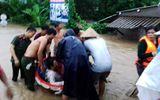 Phú Yên: Một ngày chịu nhiều trận mưa lũ, lốc xoáy