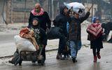 Syria: Lực lượng ủng hộ Assad ngăn chặn sơ tán người dân khỏi Aleppo