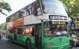 Đề nghị thí điểm xe buýt 2 tầng tại 7 tỉnh thành