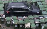Cái giá phải trả cho anh chàng đậu xe trái nơi quy định từ nhân viên dọn rác